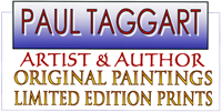Paul Taggart: Artist and Author. Original Paintings and Limted Edition Prints