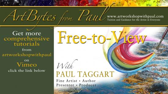 FREE-TO-VIEW 'Artbytes from Paul'