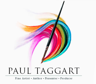 Paul Taggart : Fine Artist, Author, Presenter, Producer
