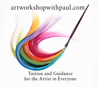 Art Workshop With Paul : Tuition and Guidance for the Artist in Everyone